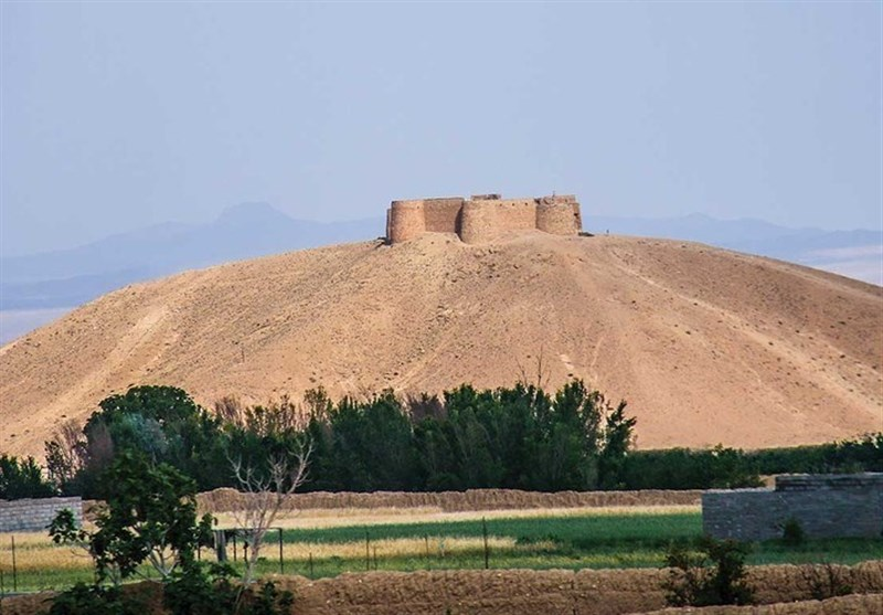 Jalaleddin Castle in Northeastern Iran