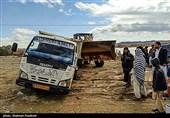 تازهترین اخبار از سیلاب سیستان و بلوچستان| اعلام آمادهباش به 2800 دهیاری / تخلیه روستاهای در معرض خطر سیل + فیلم