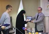 مشرف شدن دو دانشجوی روسی دانشگاه تربیت مدرس به دین اسلام