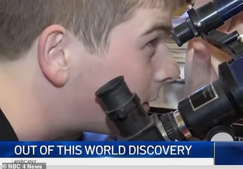 دانشآموزی که در دوران کارورزی یک سیاره کشف کرد!