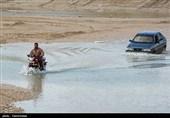 جنوب سیستان و بلوچستان در محاصره سیل + فیلم