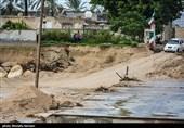 حجم بالای خسارت سیلاب به زیرساختهای جنوب استان سیستان و بلوچستان