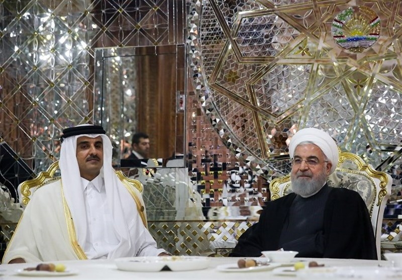 Major Decisions Taken to Boost Iran-Qatar Ties: Rouhani - Politics news - Tasnim News Agency