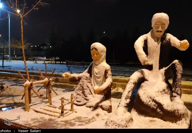 هواشناسی ایران98/10/23| شمالغرب کشور سفید پوش شد/ از تردد غیرضروری در جادههای غربی خودداری کنید