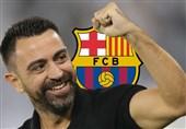ژاوی پیشنهاد سرمربیگری بارسلونا را پذیرفت