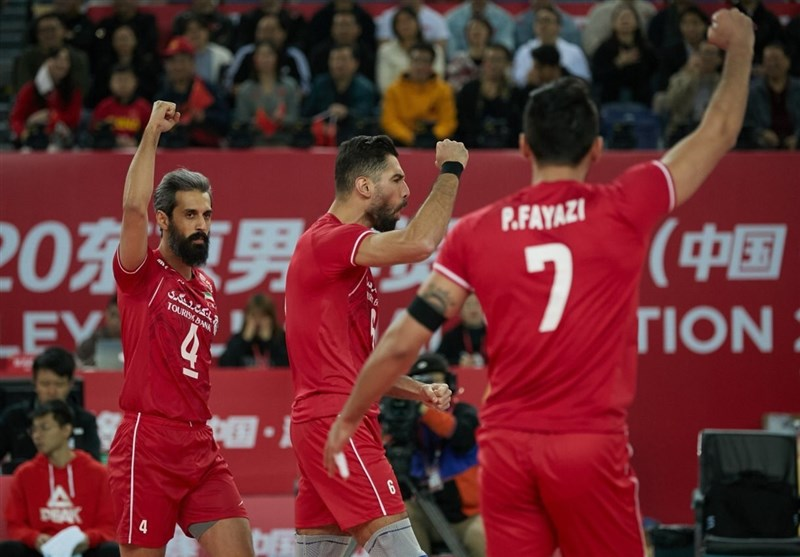 Iran Calls Up 17 Players for 2021 VNL