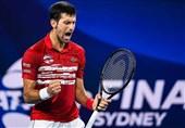 صربستان با درخشش جوکوویچ، قهرمان اولین دوره جام ATP شد