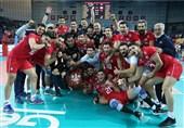 پیام تبریک سلطانیفر به تیم ملی والیبال