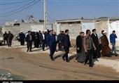 نماینده ولی فقیه در خوزستان: تا رفع کامل مشکل فاضلاب عین 2 تلاش خواهیم کرد+ تصاویر