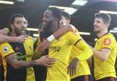 لیگ برتر انگلیس| واتفورد به پنجمین برد فصلش رسید