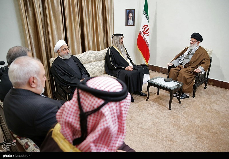 Ayatollah Khamenei Blames Regional Turbulence on US Corrupt Presence