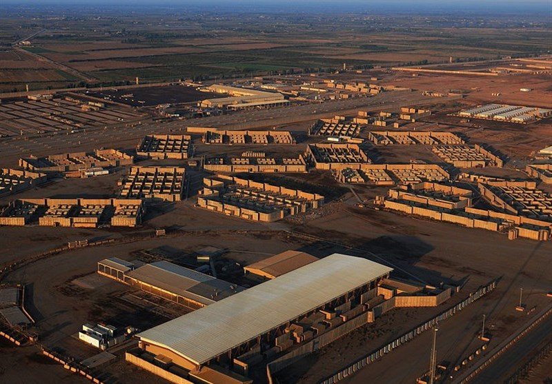 پایگاه تروریستهای آمریکایی در عراق مورد حمله موشکی قرار گرفت