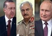 رایالیوم: معامله ترکیه و روسیه در لیبی؛ آتشبس شکننده و کوتاهمدت است