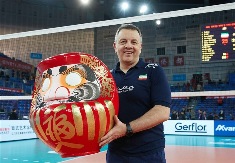 Former Volleyball Coach Kolakovic Praises Iranian Culture