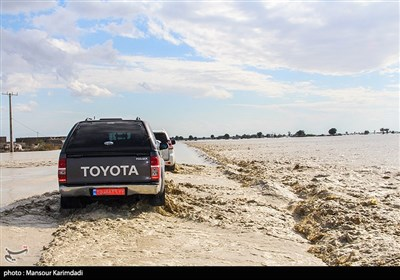 سیل در سیستان و بلوچستان
