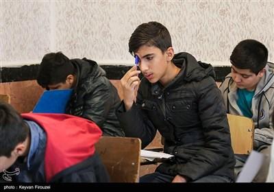 امتحانات دانشآموزان براساس میزان محتوای آموزش داده شده کتابهای درسی