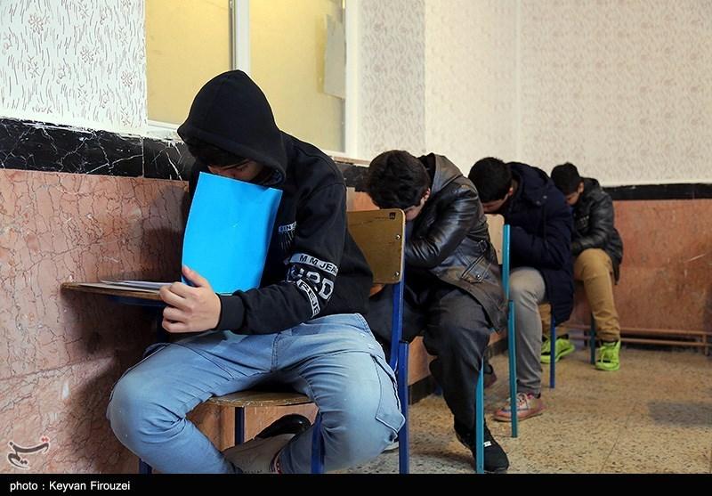 آغاز امتحانات نهایی پس از تعطیلات عید فطر