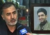 پدر شهید یزدی حادثه سقوط هواپیما: راضی نیستیم دل رهبری هیچ موقع و در هیچ جایی شکسته شود / نظر معظم له را روی چشم میگذاریم