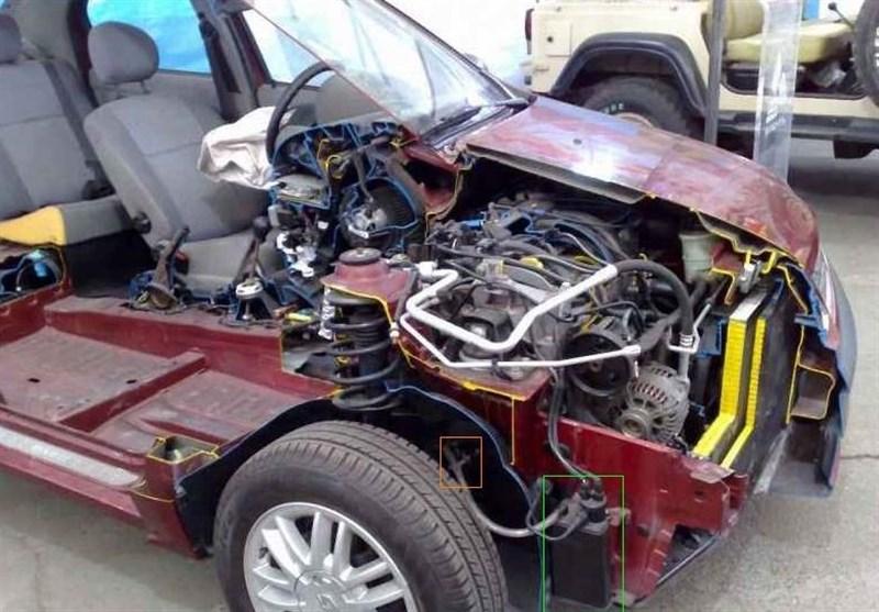 مشکلات شایع در سواریها  راهکار برطرف کردن بوی بخار بنزین در ال90