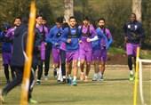 گزارش تمرین استقلال| اظهارنظر بازیکنان درباره بازی با الکویت و حضور دیاباته در کارهای گروهی