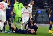 آمار عجیب مصدومیت در تیم فوتبال رم؛ بیش از دو پارگی رباط صلیبی در هر فصل طی 6 سال!
