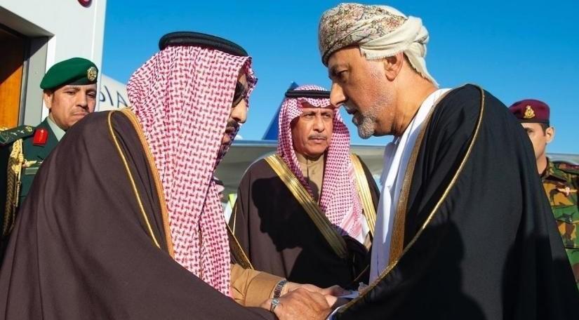 کشور عمان , عربستان سعودی ,