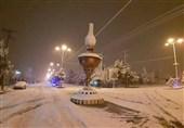 بیرجند| بارشهای زمستانی خبر از سالی پرآب میدهد
