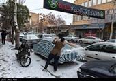 هواشناسی ایران 98/10/29|تداوم بارش برف و باران تا چهارشنبه/ ورود سامانه بارشی جدید به کشور