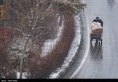 هواشناسی ایران 98/10/28| بارش برف و باران در اکثر مناطق کشور/ 2 روز برف و بارانی در تهران