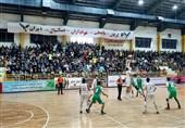 لیگ برتر بسکتبال| صدرنشینی مقتدرانه شهرداری گرگان؛ شاهینطبع پیروز دوئل مهرانها