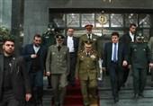 امیر حاتمی در دیدار وزیر دفاع سوریه:ترامپ با ترور سردار سلیمانی هزینه حضور آمریکا در منطقه را بالا برد