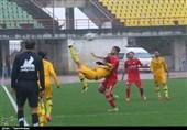 لیگ دسته اول فوتبال| فرار سپیدرود از شکست خانگی