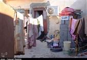روایت تسنیم از اوضاع بحرانی محله خواجه عطا بندرعباس پس از باران + فیلم