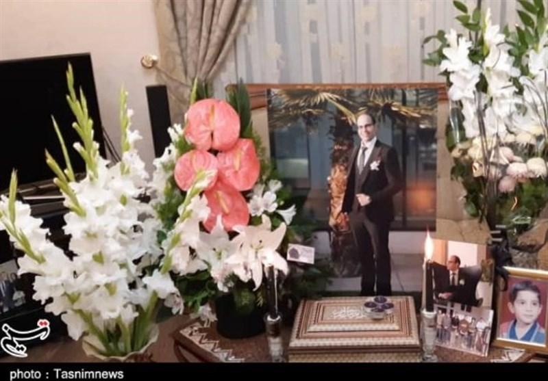 خانواده شهید حادثه سقوط هواپیمای اوکراینی: دوست نداریم بیگانگان برای ما تصمیم بگیرند / برخی حرکات پذیرفته نیست + فیلم