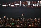 مراسم عزای جانباختگان سانحه هوایی در مهدیه امام حسن(ع) برگزار شد+عکس