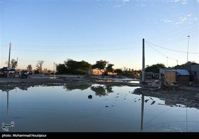 Flash Floods Hit Iran's Southeastern Province