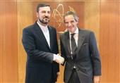 نامه ایران به مدیرکل آژانس در ارتباط با رفتارهای غیرقانونی آمریکا