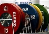 وزنهبرداری قهرمانی آسیا| پایان کار جوادی در یک ضرب با برنز/ رکوردشکنی وزنهبردار چینی