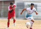 برتری پرسپولیس مقابل تیم جوانان ایران در دیداری دوستانه