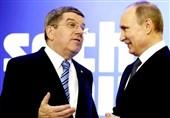 باخ ارتباط ویژه با پوتین را رد کرد