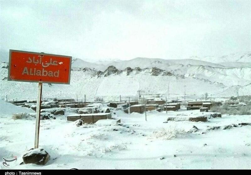 خوشیها و ناخوشیهای برف در خراسان جنوبی + تصاویر