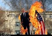 مراسم بزرگداشت سپهبد شهید قاسم سلیمانی و سانحه هواپیمای مسافربری و جان باختگان وقایع کرمان در دانشگاه تهران