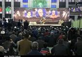آئین هفتمین روز تدفین سپهبد شهید حاج قاسم سلیمانی در کرمان برگزار شد + فیلم
