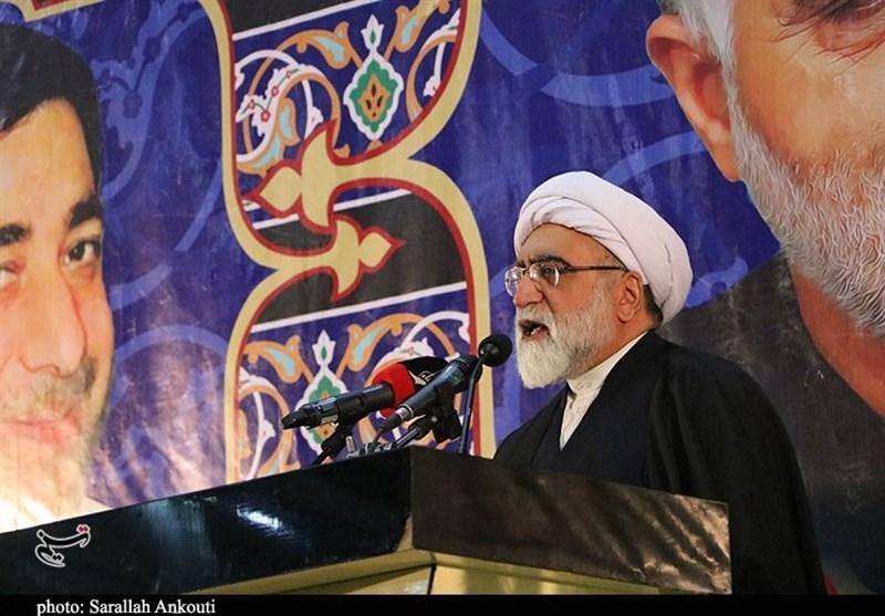 واکنش تولیت آستان قدس رضوی به حمایت آمریکا از ملت ایران / مردم مراقب خنجر زهرآلود دشمن باشند