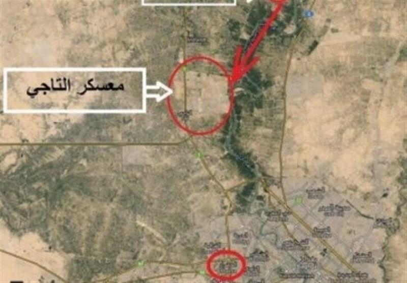 Rockets Target Taji Military Base Housing US Forces