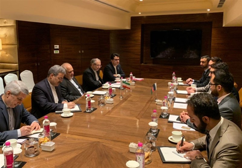 Iranian, Afghan Officials Hold Political Talks in India