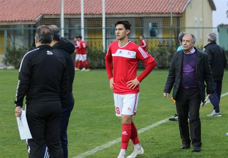آزادی در آستانه انتقال به تیمی یونانی