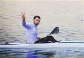مسابقات انتخابی المپیک آبهای آرام|علی آقامیرزایی سهمیه المپیک گرفت
