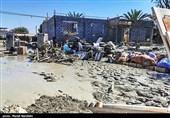 ایستگاههای هلال احمر ازنا برای جمعآوری کمک به مردم سیلزده سیستان و بلوچستان برپا شد