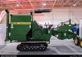 نمایشگاه تخصصی «نهادهها و ماشینآلات کشاورزی» در رشت برپا شد